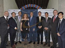 Francisco Posadas, Felipe Bonifatti, Rolf Meyer, Maru Denigris, Demetrio Acevedo, José Zapata, Giancarlo Mulinelli, Luis Noriega y Diego Jiang