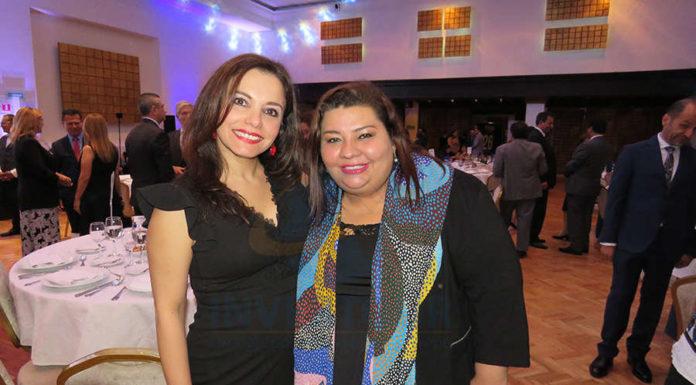 Carla Ponce y Célida Puente