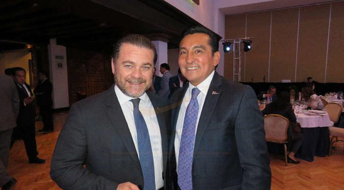 Fernando Olivera y Edgar Solís