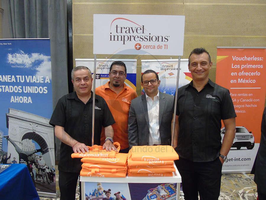 Luis Javier Gutiérrez, Juan Carlos Fuentes, Mauricio Bustamante y Francisco Bravo