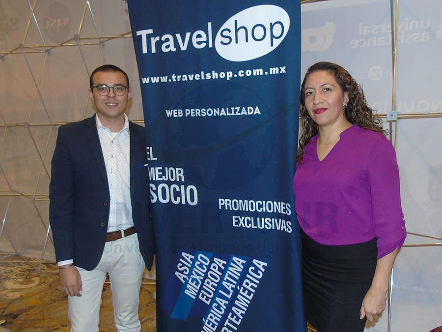 Saúl Soto y Marcela Sánchez