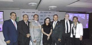 Amadeo Cruz, Miguel Ángel Sotelo, Ignacio Gómez, Carla Ponce, Julián Arroyo, Jorge Sales y Lourdes Castillo