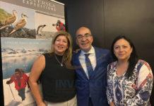 Sylvia St. Lawrence, Erwin Romero y Claudia Garduño
