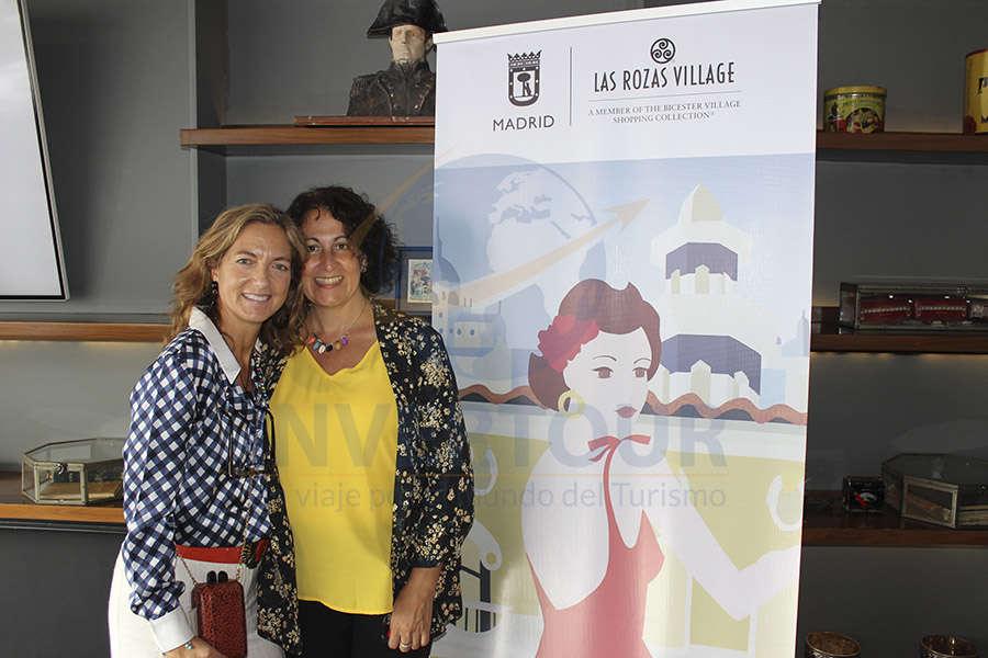 Marta Macías y Consuelo Sánchez