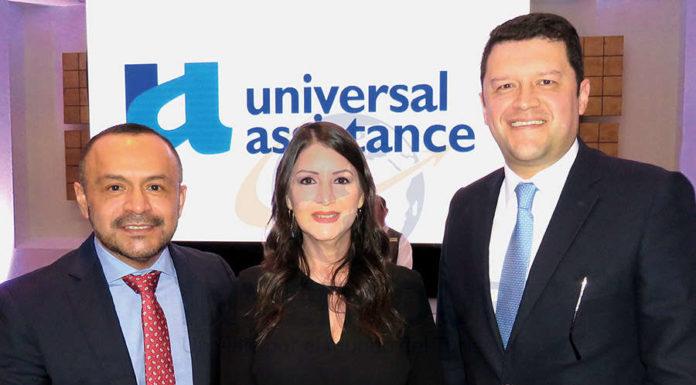 Miguel Galicia, Vicky Uzal y Juan Camilo Rincón