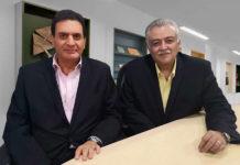 Ricardo Almirón y Juan Carlos Thierry