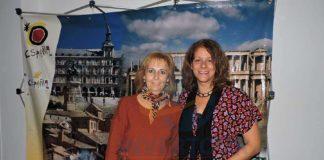 Begoña Fernández y Karina Vilanova