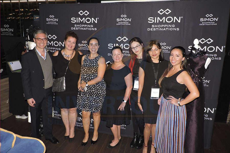 Jorge Morfín, Lorena Garcia, Alethia García, Kristen Esposito, Liliana Picos y Fabiola Ochoa