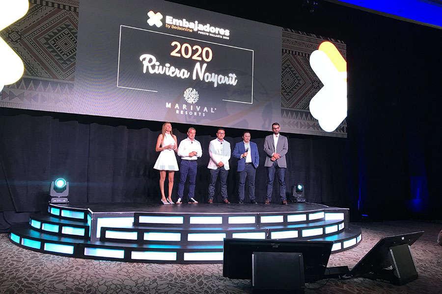 Estela García, Salvador Ramos, Mario Reza, Juan Carlos Caamal-Jiménez y James Phillips