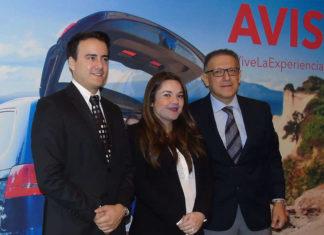 Joaquín Baena, Denisse Moreno y Alex Pace