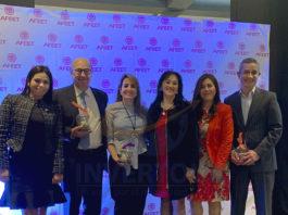 Mariana Pérez, José Manuel Díaz de Rivera, Marta Sánchez, Yarla Covarrubias, Brenda Alonso y Jaime Díaz