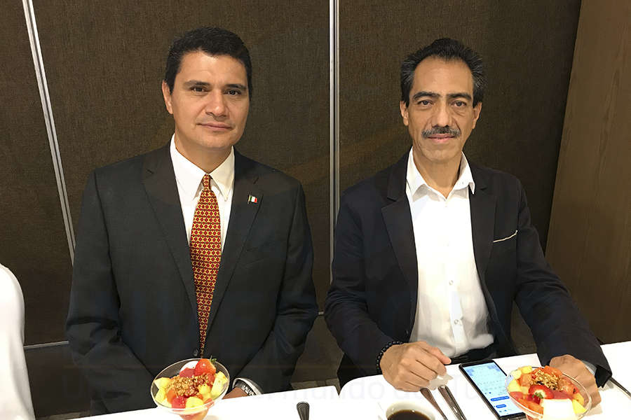 Sergio Belatti y Javier Bacilo González