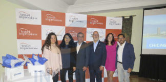 Aidee Santos, Nancy Lara, Luis Javier Gutiérrez, Arnaldo Altorán, Mariana Briseño y Omar Hernández