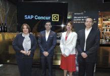 Ivonne Córdoba, Ángel Morfín, Lizbeth Gómez y Fabián Milla