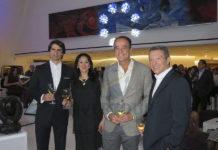 Alejandro Reynal, Yarla Covarrubias, Alex Zozaya y Gonzalo del Peón