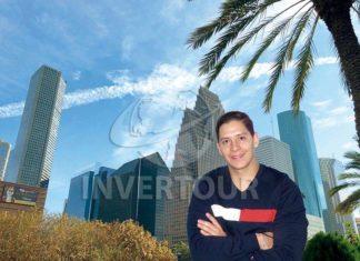 Miguel Angel Miranda, Houston Travel Trade Specialist, nuestro espléndido anfitrión