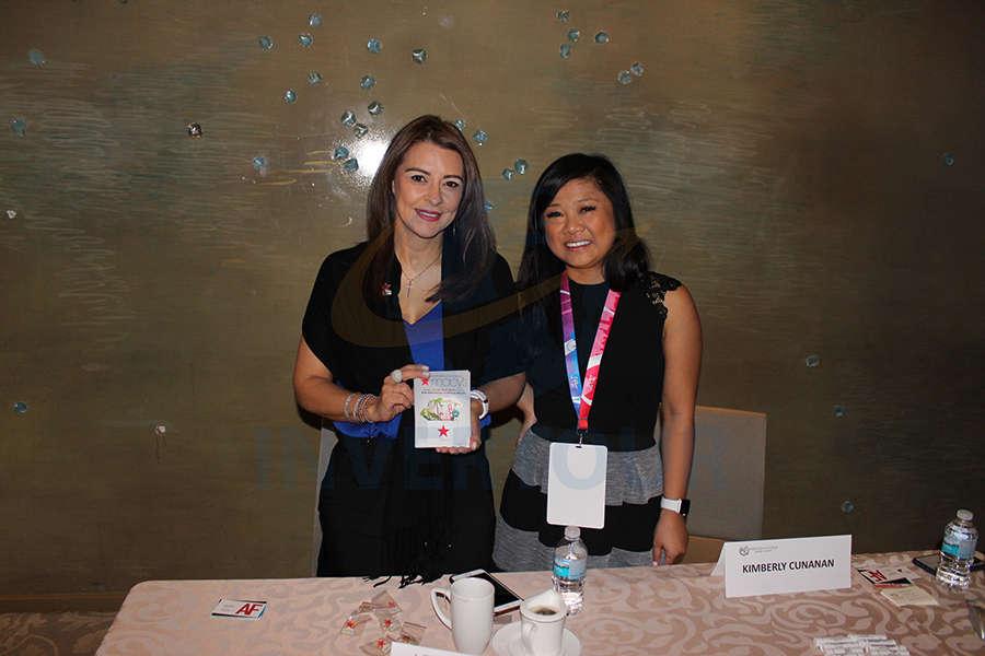 Patricia Rivera y Kimberly Cunnanan
