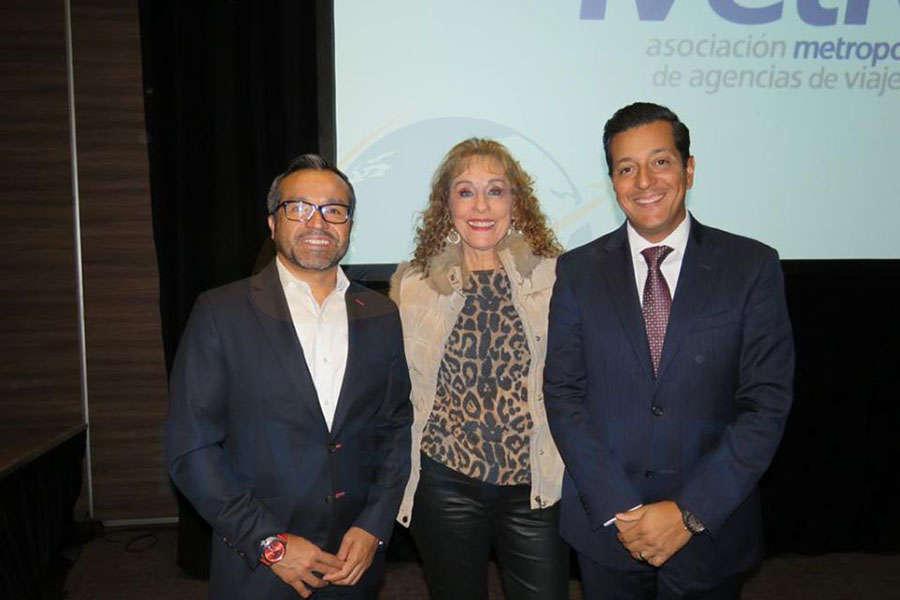 XXX, Maru Denigris y Giancarlo Mulinelli