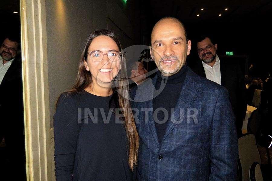 Marystella Muñoz y Federico Mainfelt