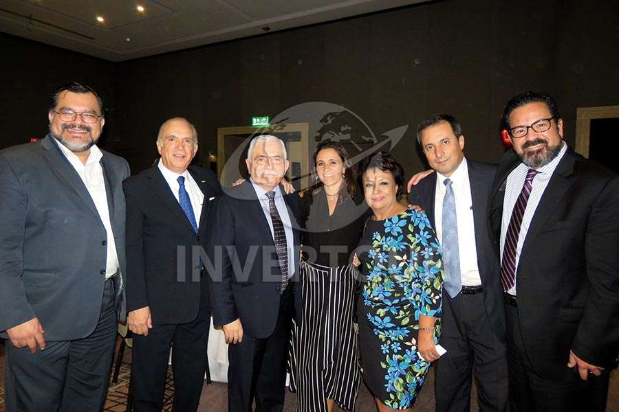 Octavio Aguilar, Virgilio Garza, César Romero, Alejandra Romero, Lourdes Muciño, Hermann Nettel y Marco Tena