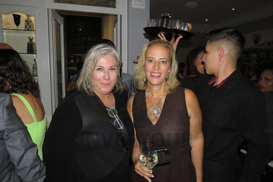 Azucena Osorio y Maria José Gueudet