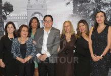 Maritza Montero, Lupita Gómez, Inés Orihuela, José Manuel Reyna, María José Gueudet, Angie Clavijo y Diana Olivares