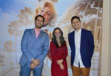 David de Alba, Dani Madrid y Manny Garcia