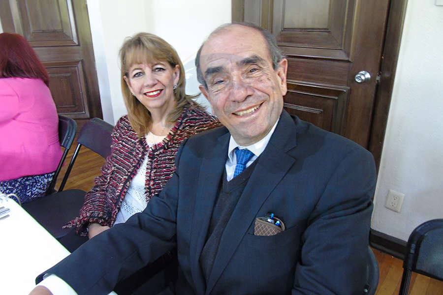 Graciela y Rodolfo Curiel