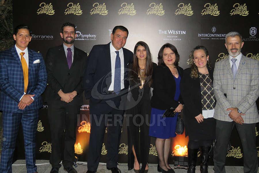 Miguel Miranda, Eduardo Barillas, Mauricio González, Cynthia Hernández, Lilia Martínez, Hilda Barragán y Miguel Gómez