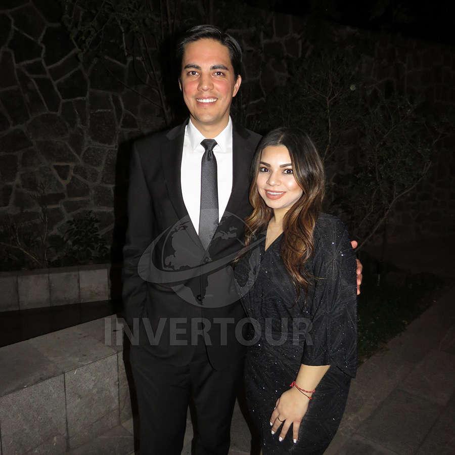 Augusto Bernal y Tiffany Charros