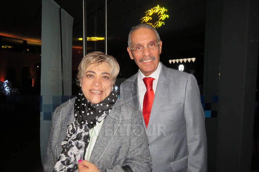 Elsa Castro y Carlos Salazar