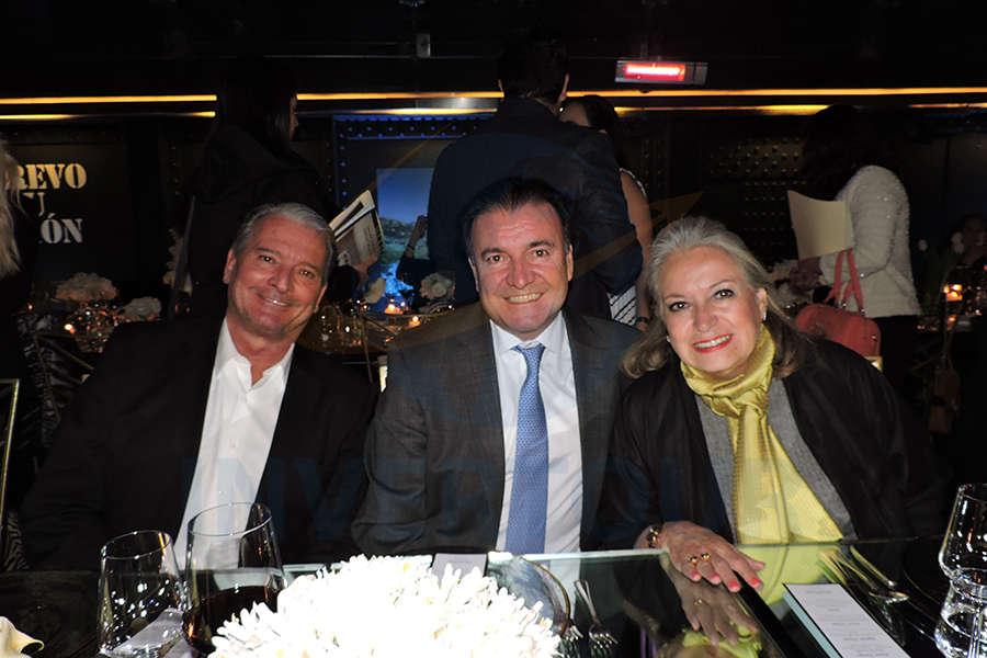 Lorenzo Salsamendi, Raúl Lazo de la Vega y Vita Vega