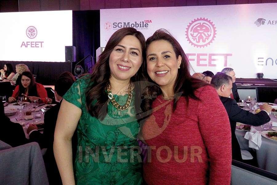 Brenda Alonso y Anahí Solís