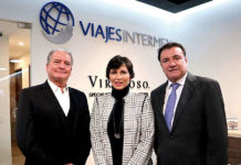 Lorenzo Salsamendi, Bárbara Karim y Raúl Lazo de la Vega