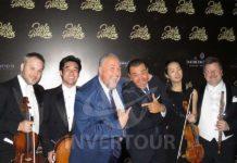 Sheldon Person, Maki Kubota, Jorge Franz, Mauricio González, Muchen Hsieh y Jonathan Fischer