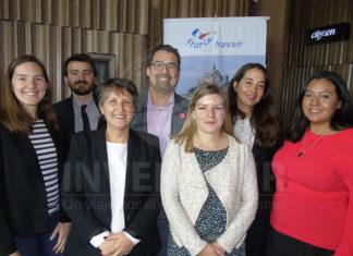 Melanie Belín, Benoît Stecken, Agnès Berthet, Gaël Ibramsah, Elodie Monfray, Caroline Laigneau, Patty Torres
