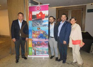 Roberto Trauwitz, José Trauwitz, Paul Orizaga y Ophelia Ramirezrojas