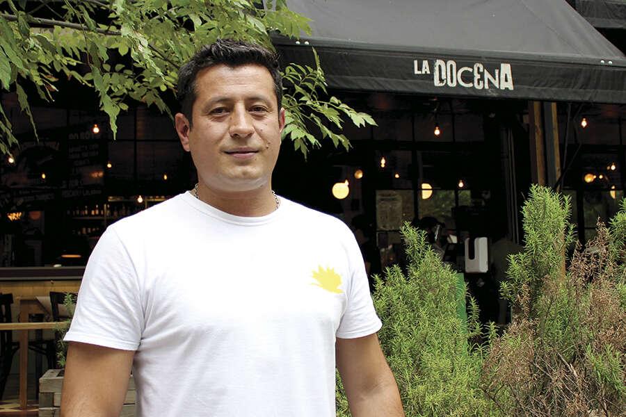 Chef Ejecutivo Tomás Bermúdez