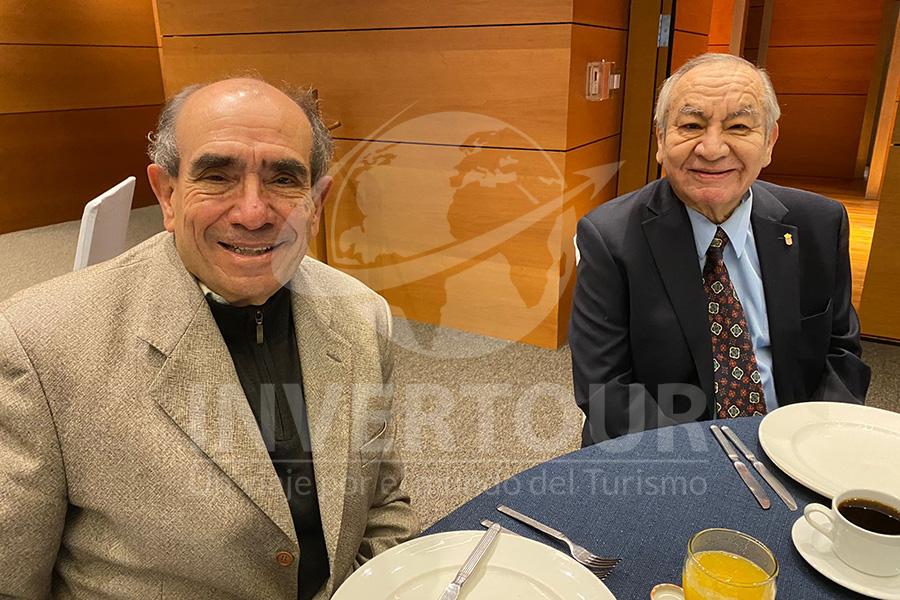 Rodolfo Curiel y Alfredo Torres