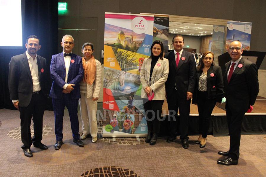 Pepus Trauwitz, Jaime Rogel, Ophelia Ramirezrojas, Elena Trauwitz, Roberto Trauwitz, Ruth Rojas y Erwin Romero