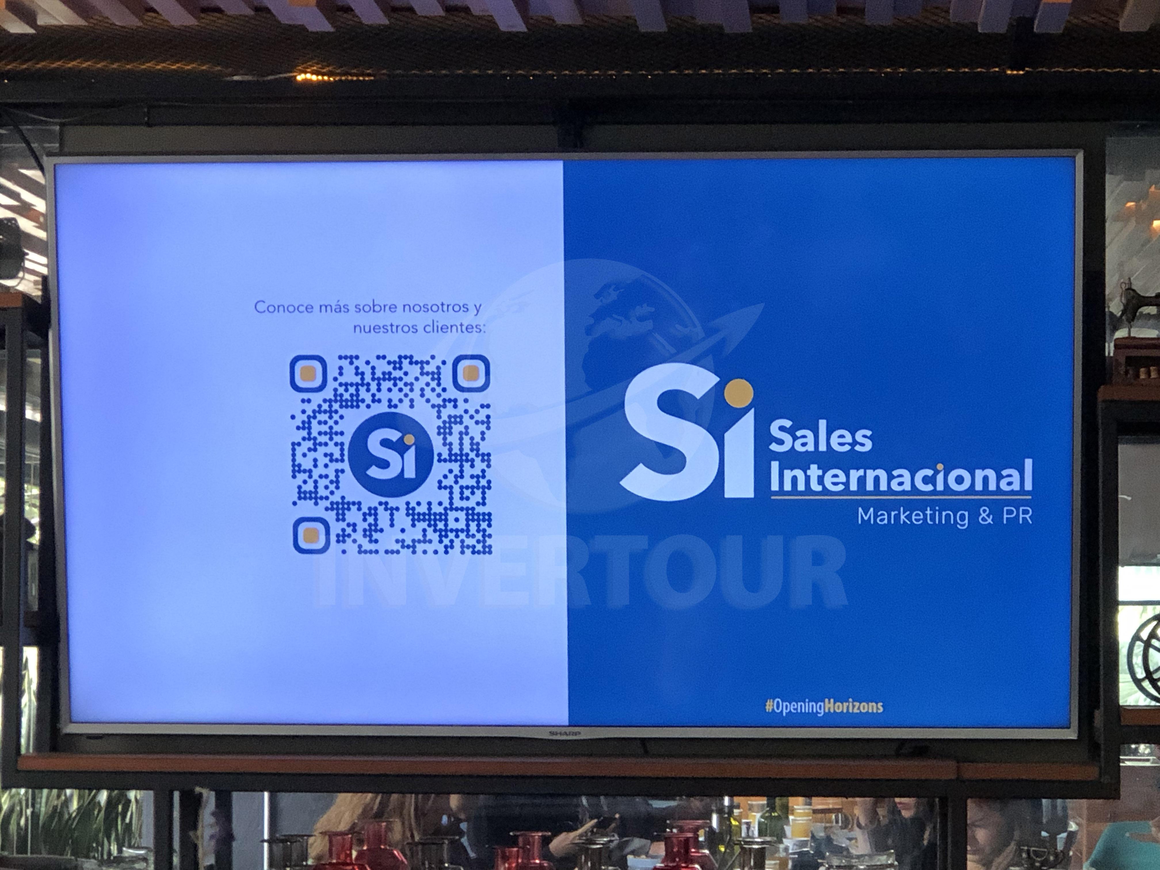 El nuevo logo de Sales Internacional