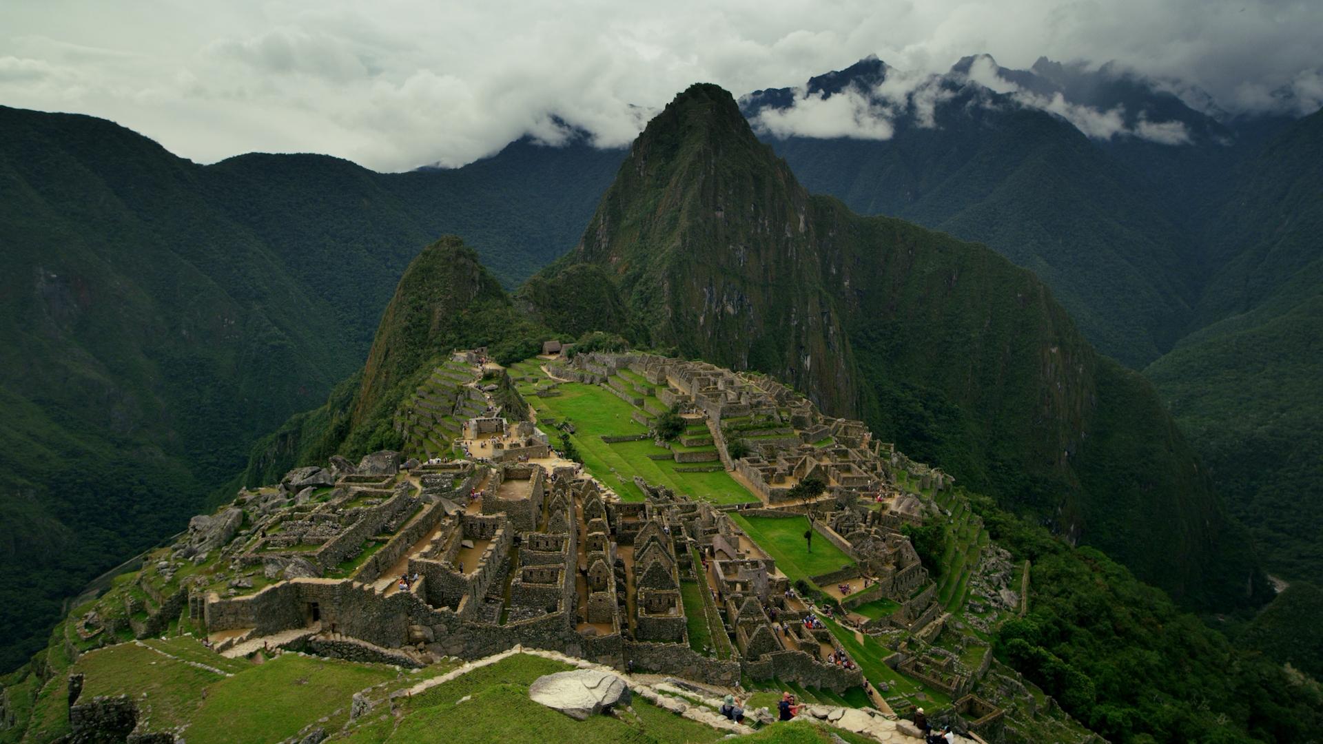 Ciudadela de Machu Picchu, Cusco.