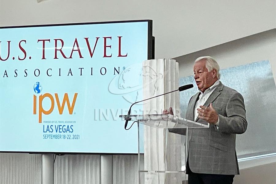Roger Dow, presidente de US Travel
