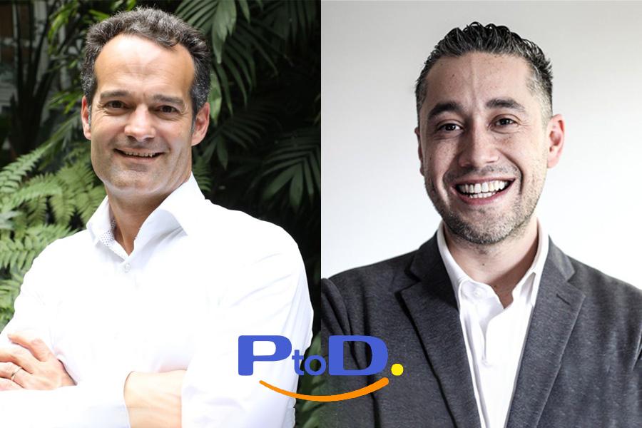 Antonoaldo Neves y Rubén Mora